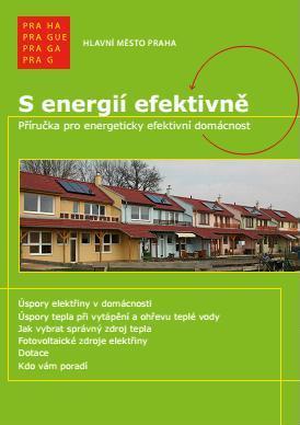 obrázek - S energií efektivně - příručka pro energeticky úspornou domácnost