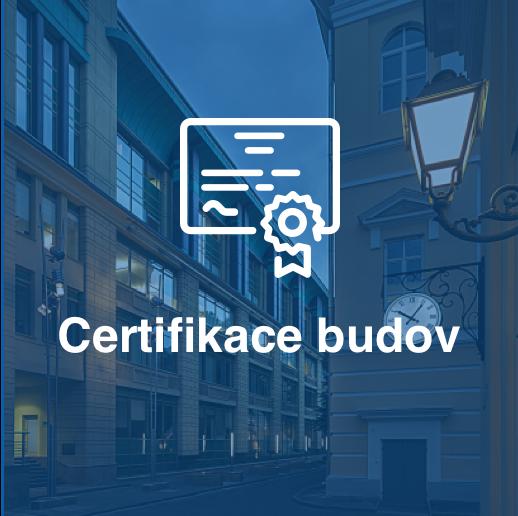 Certifikace budov