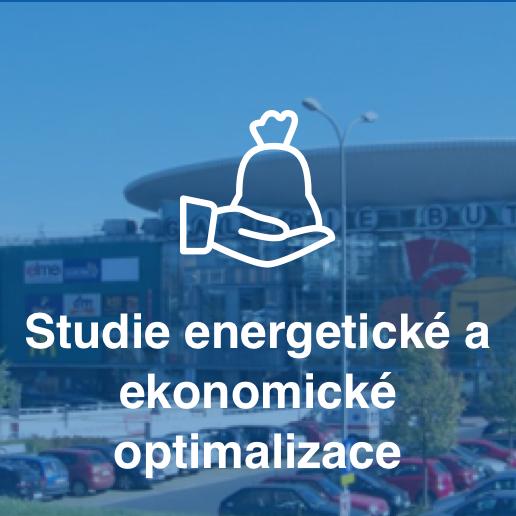 Studie energetické a ekonomické optimalizace
